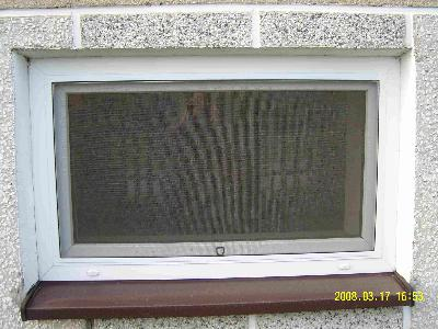 Moskitiera okienna - kliknij, aby powiększyć