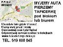 pranie dywanów,tapicerki,auto kosmetyka, Wrocław, dolnośląskie