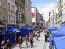 WYNAJEM NAMIOTU NIEBIESKIEGO 2x3 lub 3x4,5 WROCŁAW, Wrocław, dolnośląskie