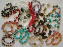 biżuteria,kamienie szlachetne,naszyjniki,korale, Sanok, podkarpackie