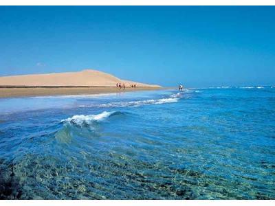 Gran Canaria - kliknij, aby powiększyć