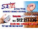 Anteny TV SAT  Mntaż - Naprawa - Sprzedaż , Szczytno, warmińsko-mazurskie