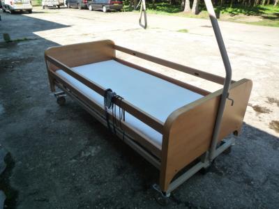 łóżko łóżka Rehabilitacyjne Elektryczne Nr 362494 Lokalizacja Wrocław Trzebnica Leszno Woj Dolnośląskie