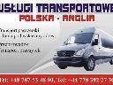 usługi transportowe PL-UK-PL, białystok,warszawa,łódź,poznań, mazowieckie