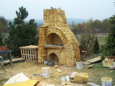 Grill Wędzarnia Ogrodzenia Elewacje Z Kamienia Kielce