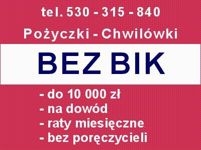 Profi Credit Po�yczki bez BIK Grodzisk Mazowiecki