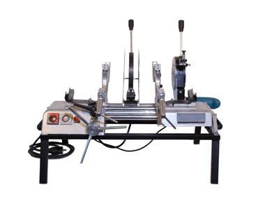 Zgrzewarka ręczna doczołowa do PP, PE, PEHD naszej produkcji - kliknij, aby powiększyć