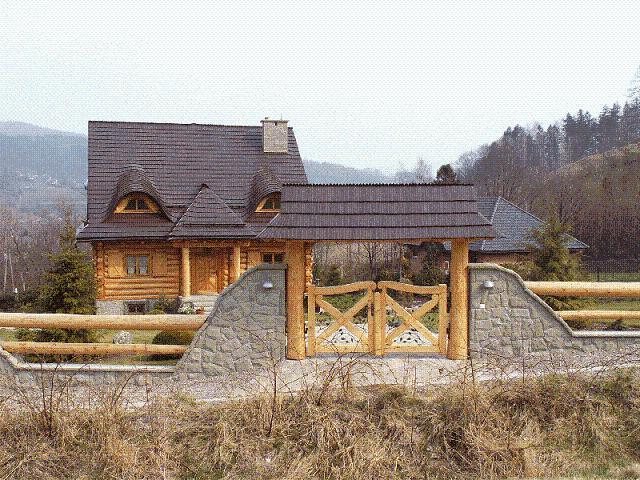 Pomysł Na Dom I Ogród My To Zrobimy Z Drewna żywiec