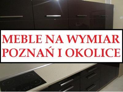 Meble Kuchenne Kuchnie Na Wymiar Poznań I Okolice Poznań