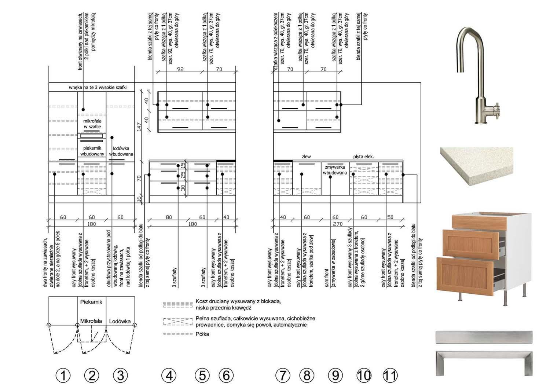 Projektowanie Mebli Z Ikea I Na Wymiar Kuchnie Krakow