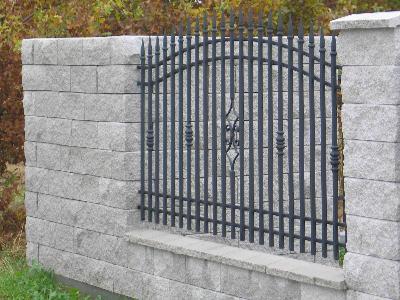 Bramy, ogrodzenia, balustrady -= PRODUCENT =-