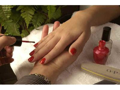 manicure OPI - kliknij, aby powiększyć