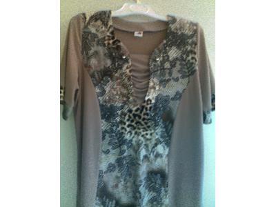 Szwalnia - przeszycia dzianin bluzkowych i sukienek
