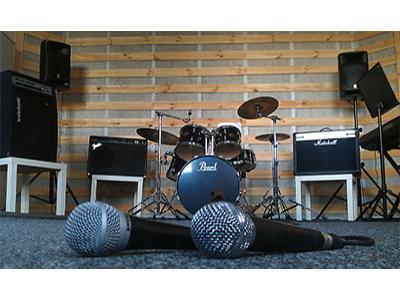 Sala prób - Plug&Play Sala B , Fabryczna 10 - kliknij, aby powiększyć