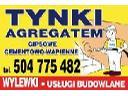 TYNKI AGREGATEM GIPSOWE, CEM-WAPIENNE, WYLEWKI, Polska (mazowieckie)