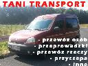 Tani transport, prywatny kierowca, przewóz osób rzeczy paczek 24/7, Gliwice, śląskie