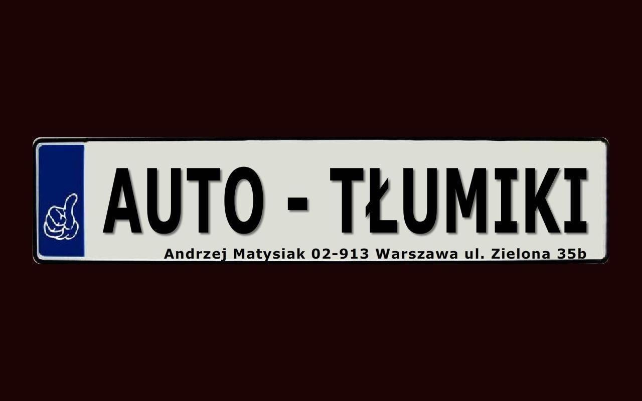 AUTO TŁUMIKI logo
