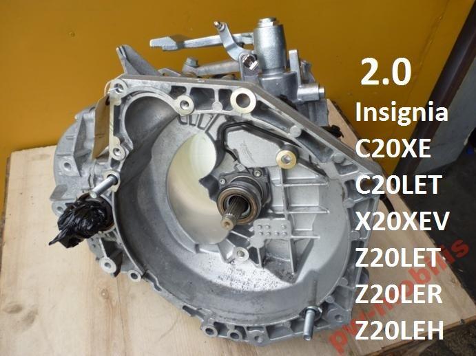 M32 2.0 C20XE C20LET X20XEV Z20LET Z20LER Z20LEH