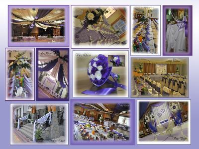 Profesjonalne Dekoracje ślubne Dekoracje Kościołów Sal Weselnych