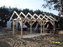 oguln budowlane gonty drewniane pokrycia dahowe  wykonczenia wn altany, Podsarnie , małopolskie