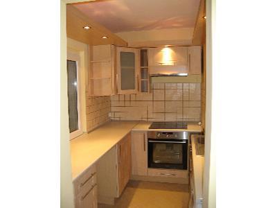 Przykładowy zestaw mebli kuchennych. - kliknij, aby powiększyć
