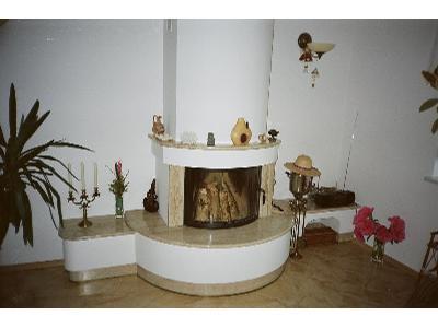 Usługi sztukaterskie. Fachowa budowa kominków, grilli i wędzarni
