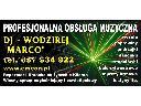 PROFESJONALNY DJ-WODZIREJ NA WESELE - DJ MARCO, Białobrzegi, podkarpackie