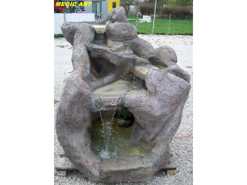 Kaskada do małego ogrodu wys. 1,5m cena 1700zł