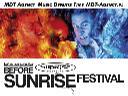Sunrise Festival 2013 Koszulki Eventowe