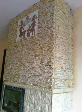 Kamień Dekoracyjny Płytki Gipsowe Dekoracyjne Elewacyjne