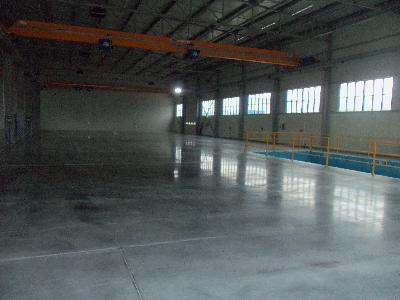 Zajmujemy się utrzymaniem czystości na obiektach budowlanych.