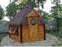 Sauna ogrodowa, ruska bania,domek grillowy,chata solna,gorąca beczka, Kielce, świętokrzyskie