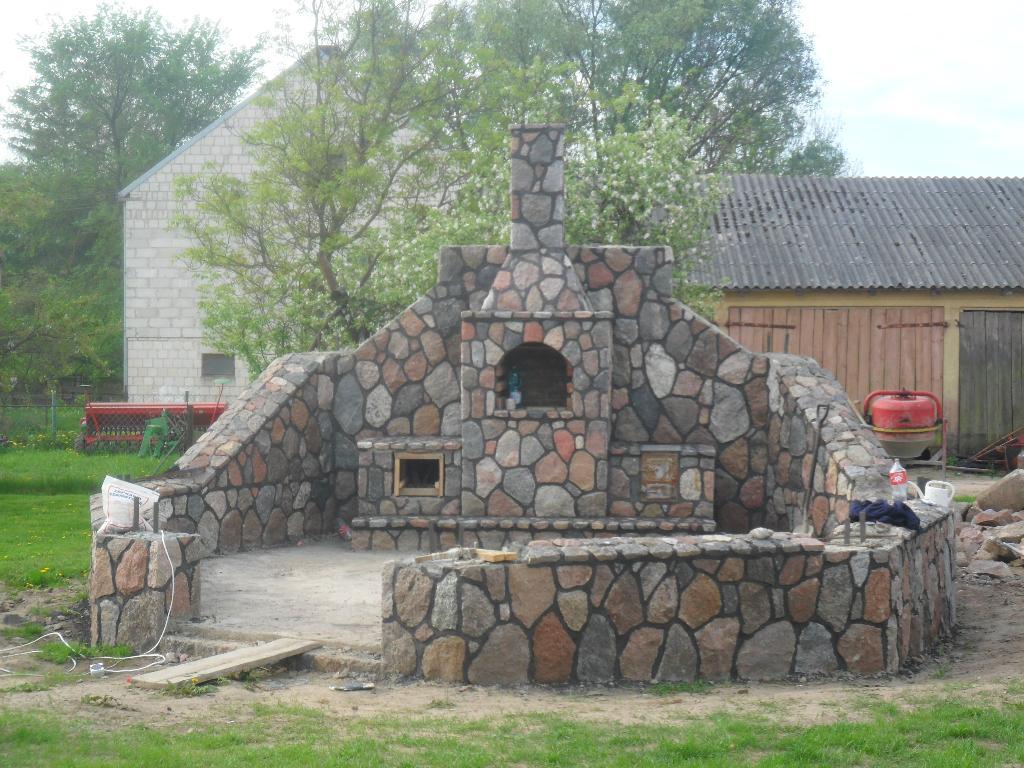 Ogrodzenia Z Kamienia Podlaskie Galeria Zdjęcie 5 Z 11