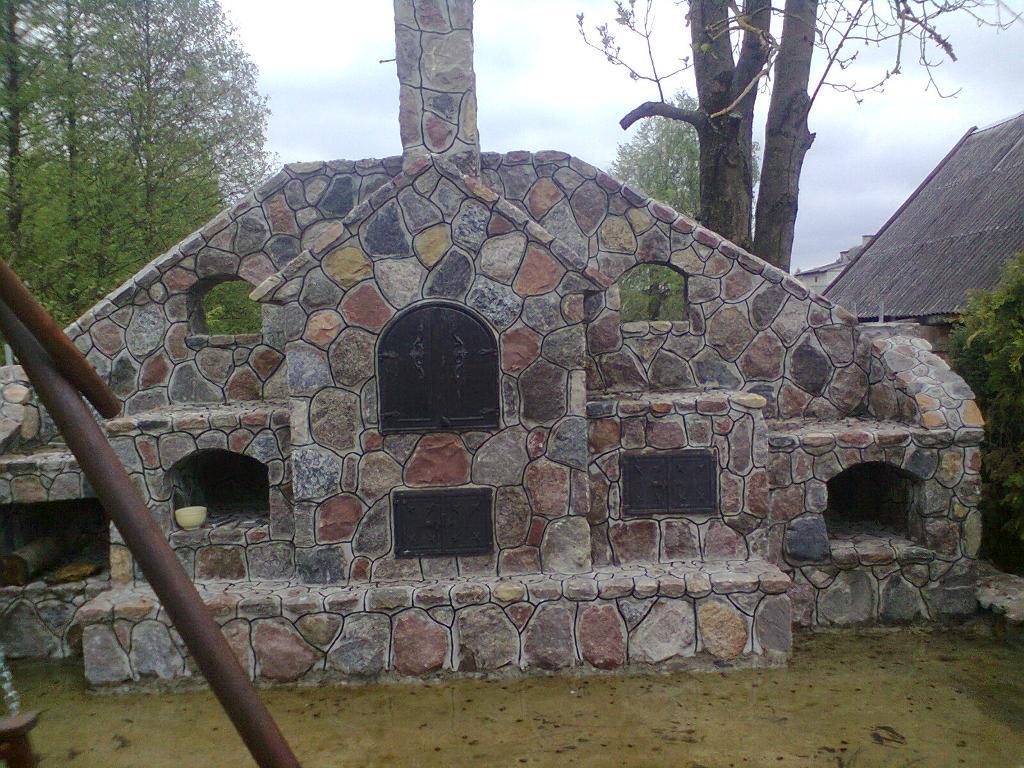 Ogrodzenia Z Kamienia Podlaskie Galeria Zdjęcie 6 Z 11