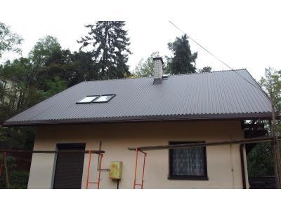 Dachy, rynny, kompleksowe usługi dekarskie