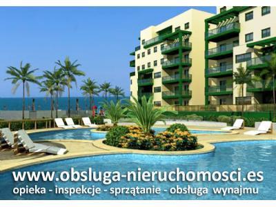 Opieka i obsługa apartamentów na Costa Blanca - kliknij, aby powiększyć