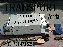 auto z winda Oleśnica transport palet maszyn pianina, Wrocław, dolnośląskie