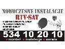 montaż ANTEN instalacja telewizji ANTENY satelitarne NC+ polsat TP, warszawa, ożarów mazowiecki, pruszków, błonie, mazowieckie