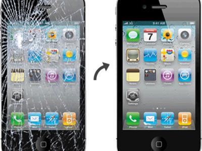 naprawa dotyku iphone 5