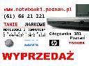 Laptopy i KOMPUTERY POLEASINGOWE z Windows i F-V Poznań Poleasingowe, poznań, wielkopolskie