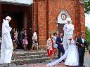Anioły na szczudłach, karykaturzysta na wesele, pokaz iluzjonistyczny, Świdnik, lubelskie