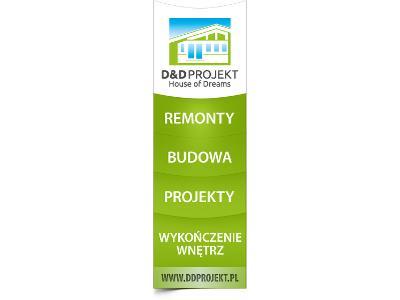 DD Projekt Remonty, Budowa, Wykończenia wnętrz, Projekty