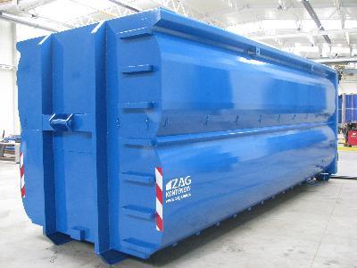 Kontener do złomu  kontenery na złom w sprzedaży kontener na odpady, Kotki koło  Buska- Zdroju (świętokrzyskie)