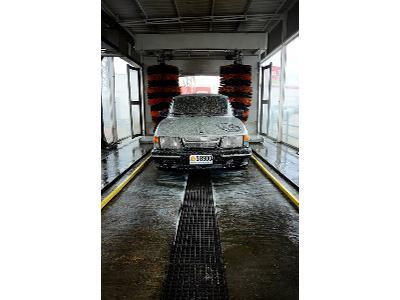 Jak myć samochód zimą?