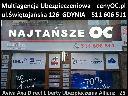 Citroen OC Gdynia Świętojańska 126. Tel 511 6O6 511 / cenyOC.pl, Gdynia, Sopot, Rumia, Reda, pomorskie