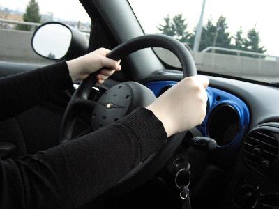 Prezent dla nowego kierowcy