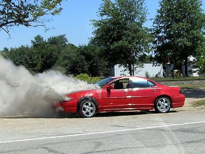 Jak się zachować w przypadku przegrzania silnika?