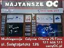 Ubezpieczenia Gdynia Świętojańska 126 + 27 Firm, Gdynia, pomorskie