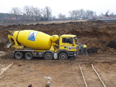 Specyfikacja betonu, jako materiału budowlanego