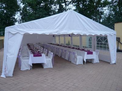 Wynajem namiotów na wesele i inne uroczystości, Kobylniki, Poznań (wielkopolskie)